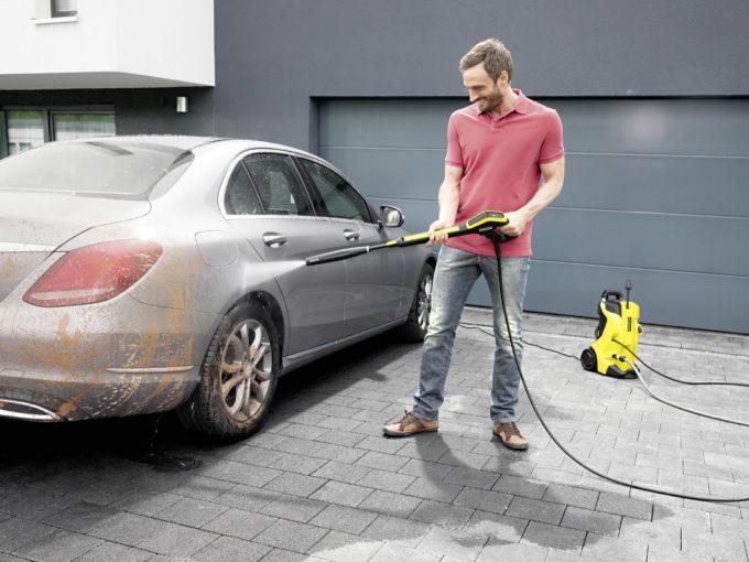 Jak správně umýt auto