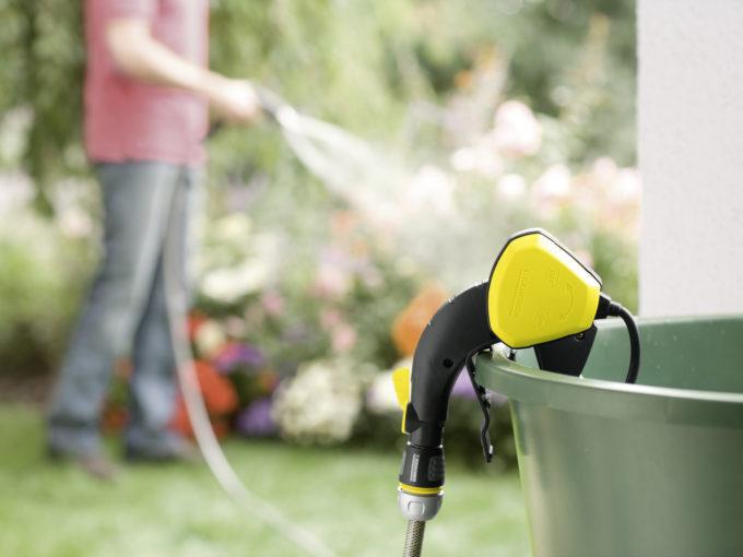 Sudové čerpadlo je spásou každého zahradníka