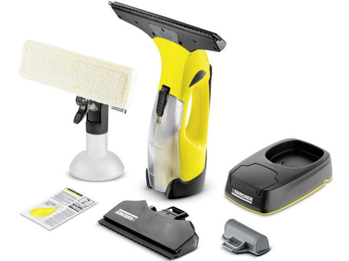 Vysavač na okna WV 5 Plus N Non-Stop Cleaning Kit