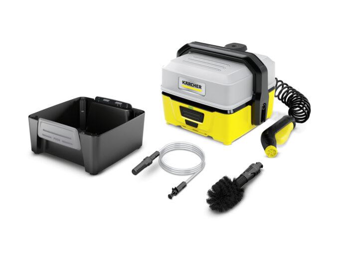 Mobilní tlaková myčka OC 3 Adventure Box
