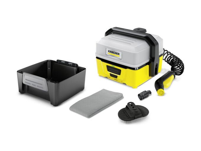 Mobilní tlaková myčka OC 3 Pet Box