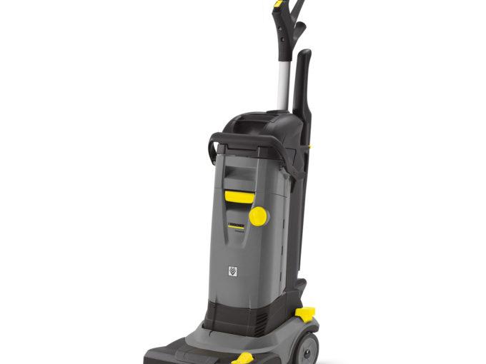 Podlahový mycí stroj s odsáváním BR 30/4 C Adv