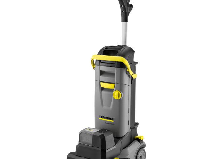 Podlahový mycí stroj s odsáváním BR 30/4 C Bp Pack *EU