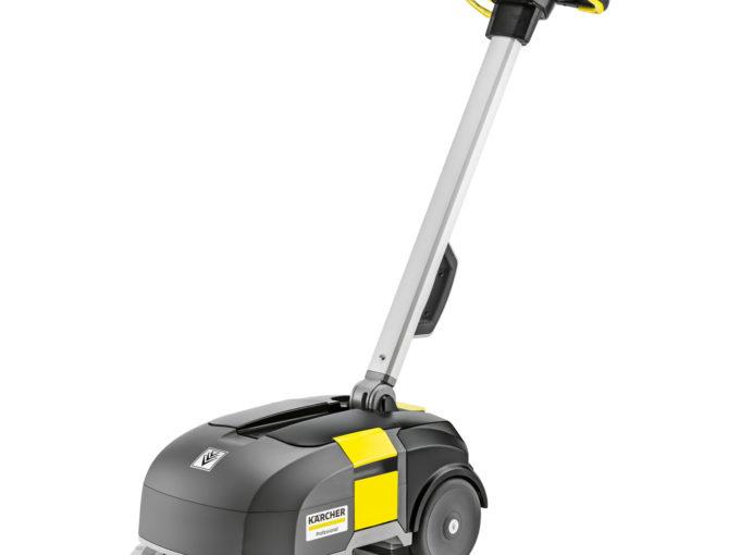 Podlahový mycí stroj s odsáváním BD 30/4 C Bp Pack
