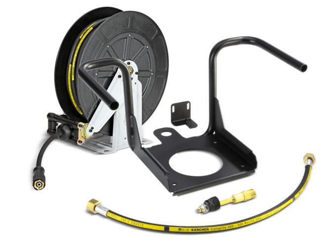 ABS – automatický buben na navíjecí hadice (nástavbová sada)