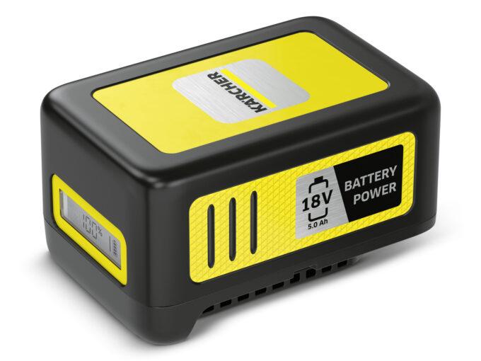 Baterie 18V / 5,0 Ah