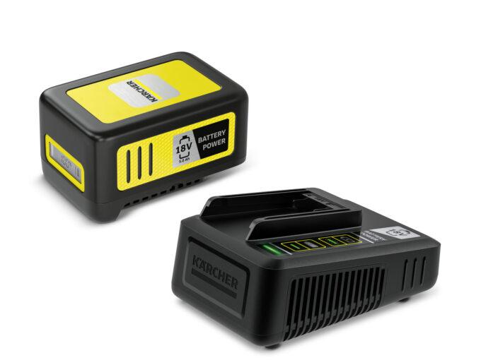 Starter kit Battery Power 18/50