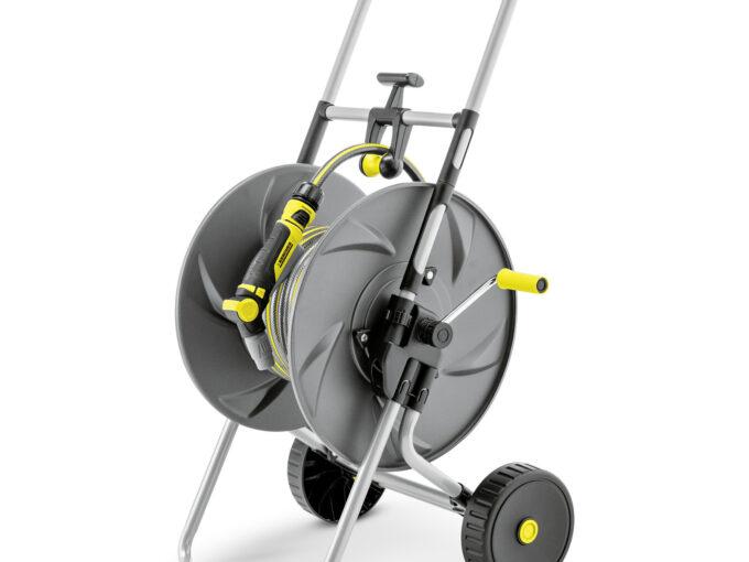 Hadicový vozík kov HT 80 M / Kit