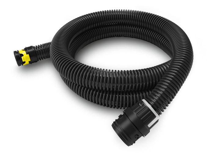 Sací hadice, elektricky vodivá