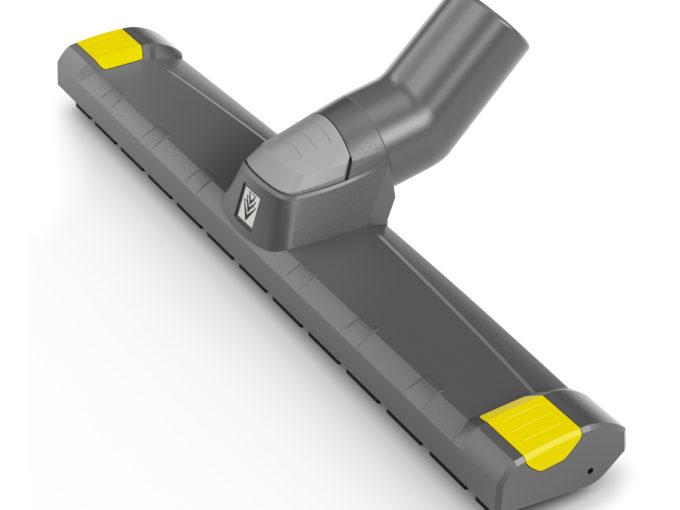 Podlahová hubice pro vysávání mokrých a suchých nečistot/Adv pro DN 35