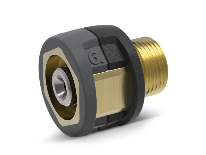 Adaptér pro vysokotlaké čističe 6 EASY!Lock 22 IG – M22 X 1,5 AG
