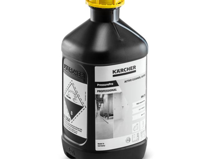 Aktivní čistič RM 25 ASF, kyselý