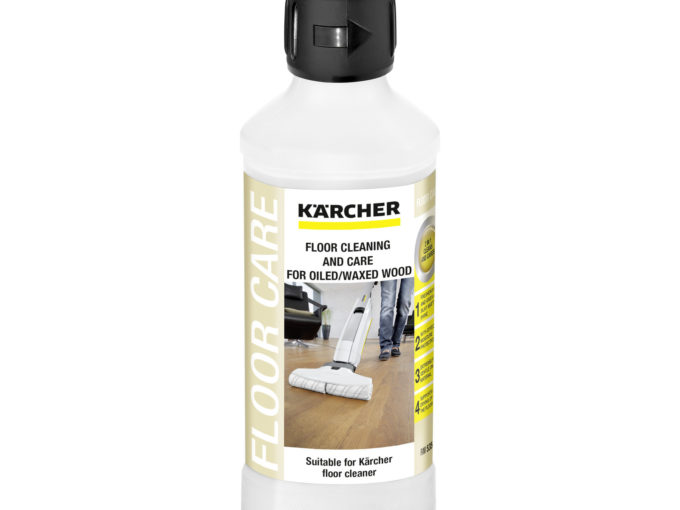 Podlahová péče pro dřevo olejované/voskované RM 535
