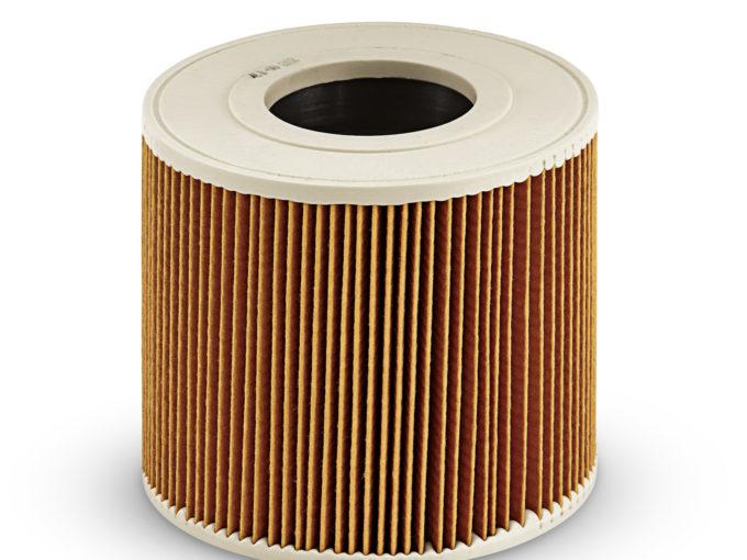 Papírová filtrační patrona pro NT vysavače