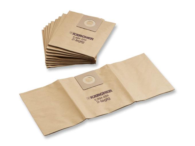 Papírové filtrační sáčky pro NT vysavače