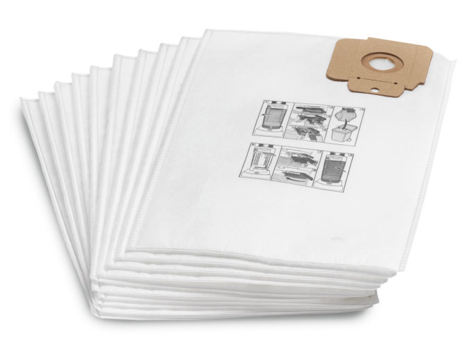 Vliesové filtrační sáčky pro CV vysavače