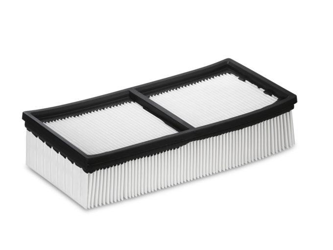 Plochý skládaný filtr (PES)