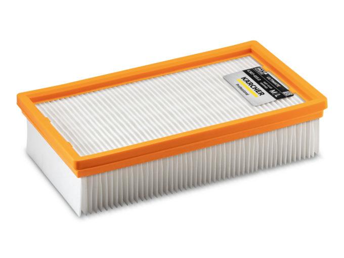 Plochý skládaný filtr s vrstvou PTFE